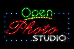 LED Art / Photography Signs