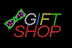 LED Holiday Signs
