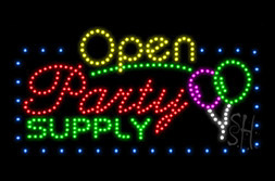 LED Party Signs